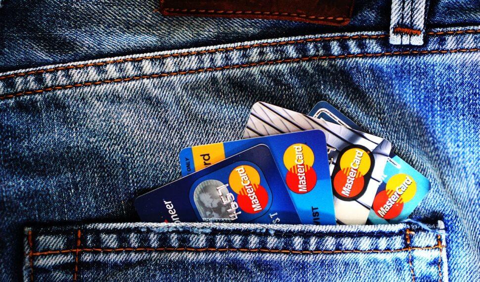 mange kreditkort