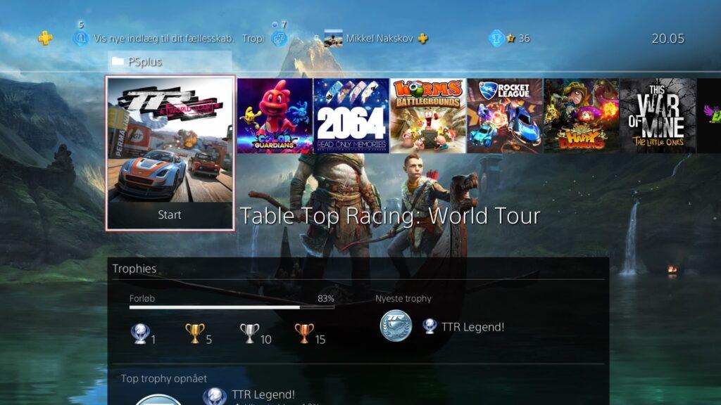 Playstation Plus spil