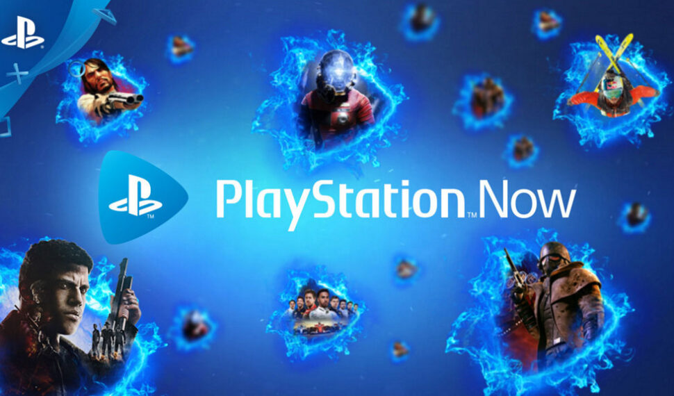 PS Now Poster
