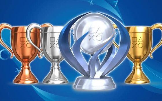 Ændringer i PlayStation Trophies level system