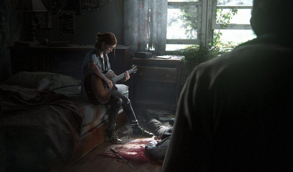 Ellie spiller guitar