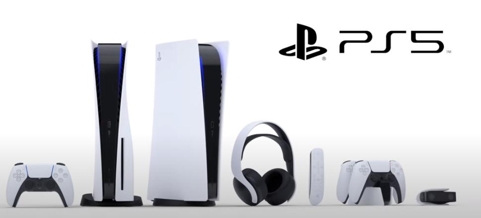 Playstation 5 er nu offentliggjort – Sådan kommer den til at se ud