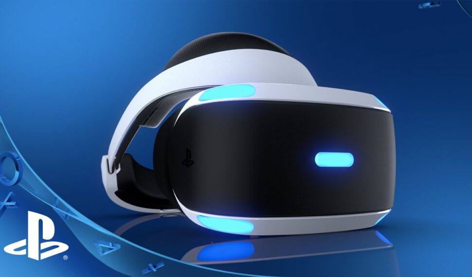 PlayStation VR briller