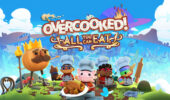 Overcooked: all you can eat poster